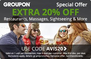 Groupon 20% Off - YMMV