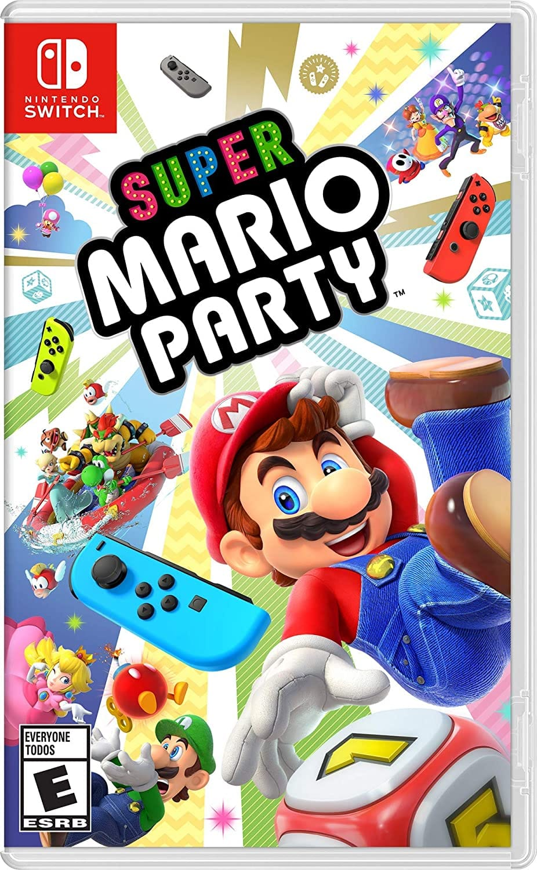 Super Mario Party - Nintendo Switch [Digital Code] $39.99 at Amazon