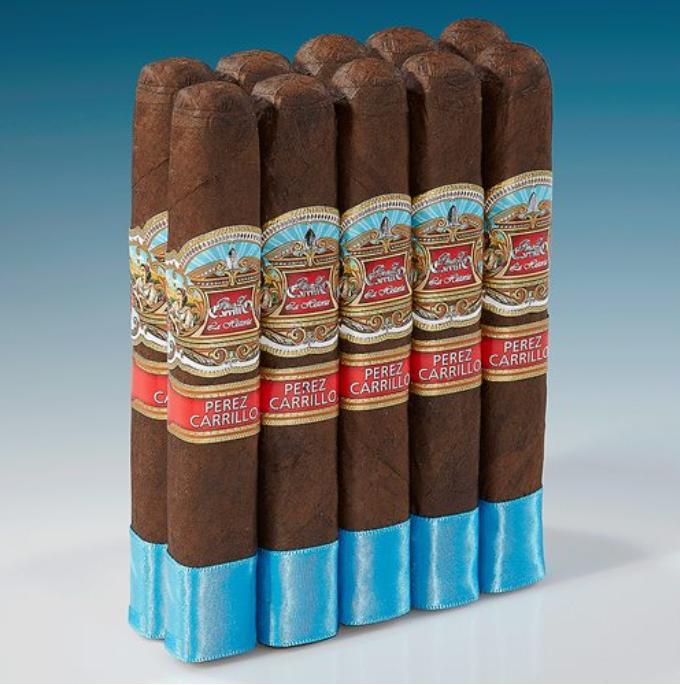 E.P. Carrillo La Historia 10 Cigars for $49.99 (57% OFF)