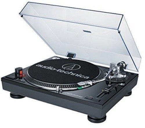 Audio-Technica ATLP120USB Direct Drive Professional USB Turntable - (Black) $229