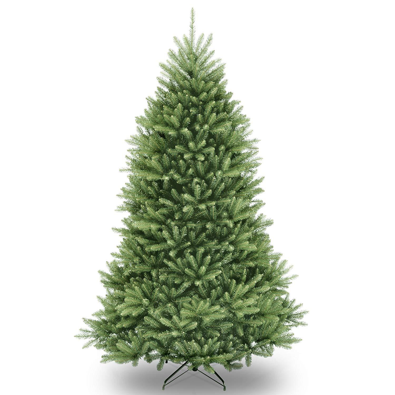 National Tree 6 Foot Dunhill Fir Tree (DUH-60), 6' - $66.02