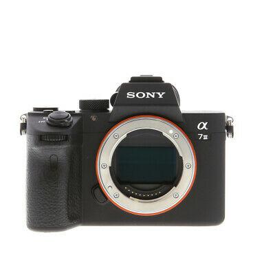 Sony Alpha a7 III Mirrorless Digital Camera (Body Only) - $1,549.99 $1549.99