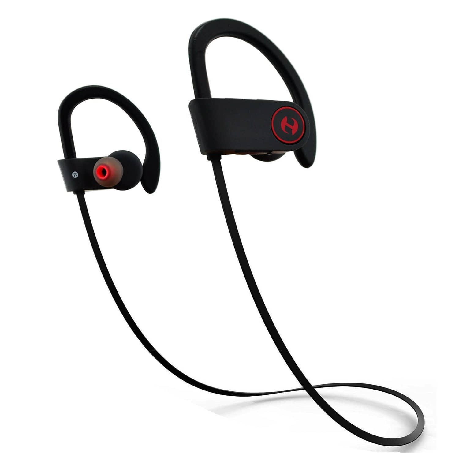 Amazon - Bluetooth Headphones, Wireless Sports Earphones with Mic, IPX7 Waterproof, Noise Cancelling $17.27 AC Free shipping w/ Prime
