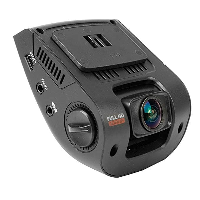 """Rexing V1 Car Dash Cam 2.4"""" LCD FHD 1080p 170 Degree Wide Angle Dashboard Camera Recorder $79.99"""
