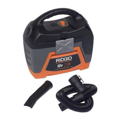 Home Depot B&M YMMV -- RIDGID 18v Cordless Wet/Dry Vacuum (Tool-Only) $19(orig.$99); B&D 25Amp Battery Charger w/75Amp Engine Start $18(orig.$70); B&D 800W Inverter $20(orig.$80)