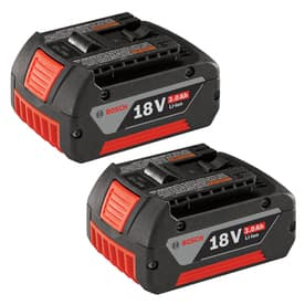 LOWES YMMV: BOSCH or HITACHI 2-Pack 18-Volt 3.0-Amp Hours Lithium Power Tool Batteries $59ea (was $149)