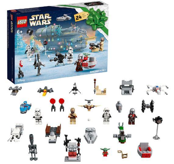 LEGO Star Wars, Avengers, or Harry Potter Advent Calendars (2021) - $32 ea + Free Pickup @ Target