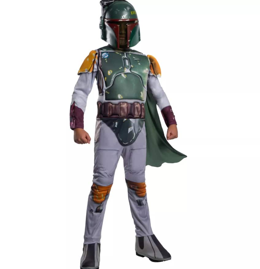 50% off Star Wars Halloween Costumes & Other Costumes with Target Circle Coupons + Spend $30 Save $5, Spend $50 Save $10 on Halloween Items + Free Pickup