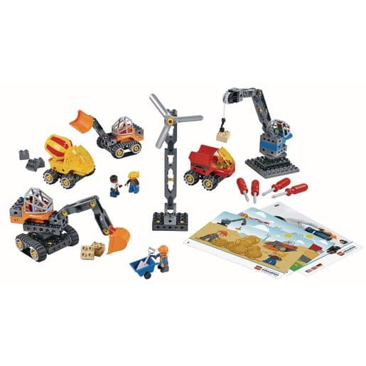 LEGO Duplo Education Sets: Tech Machines Set $80, Cafe & Set