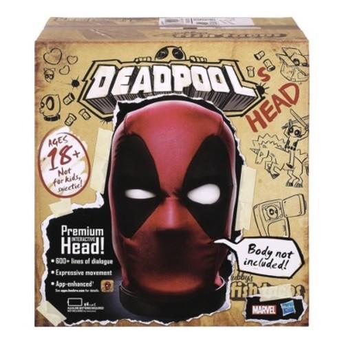 Marvel Legends Deadpool's Head Premium Interactive Head + Filler - $76 w/Target Circle