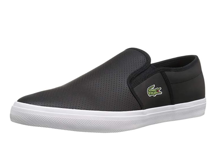 Lacoste Men's Gazon Fashion Sneaker(40, FS for prime) $40