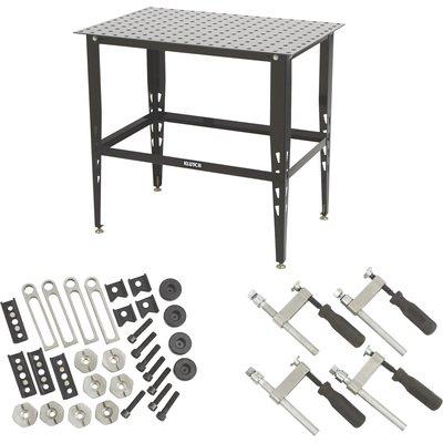 Klutch welding table + tool kit $179.99 ($200 off)