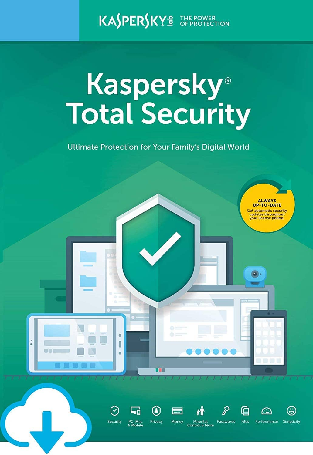 Kaspersky total security 2020 5 devices 1 yeae