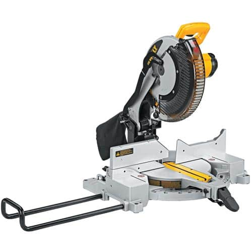 Dewalt Dw715 12 Inch Single Bevel Compound Miter Saw 154