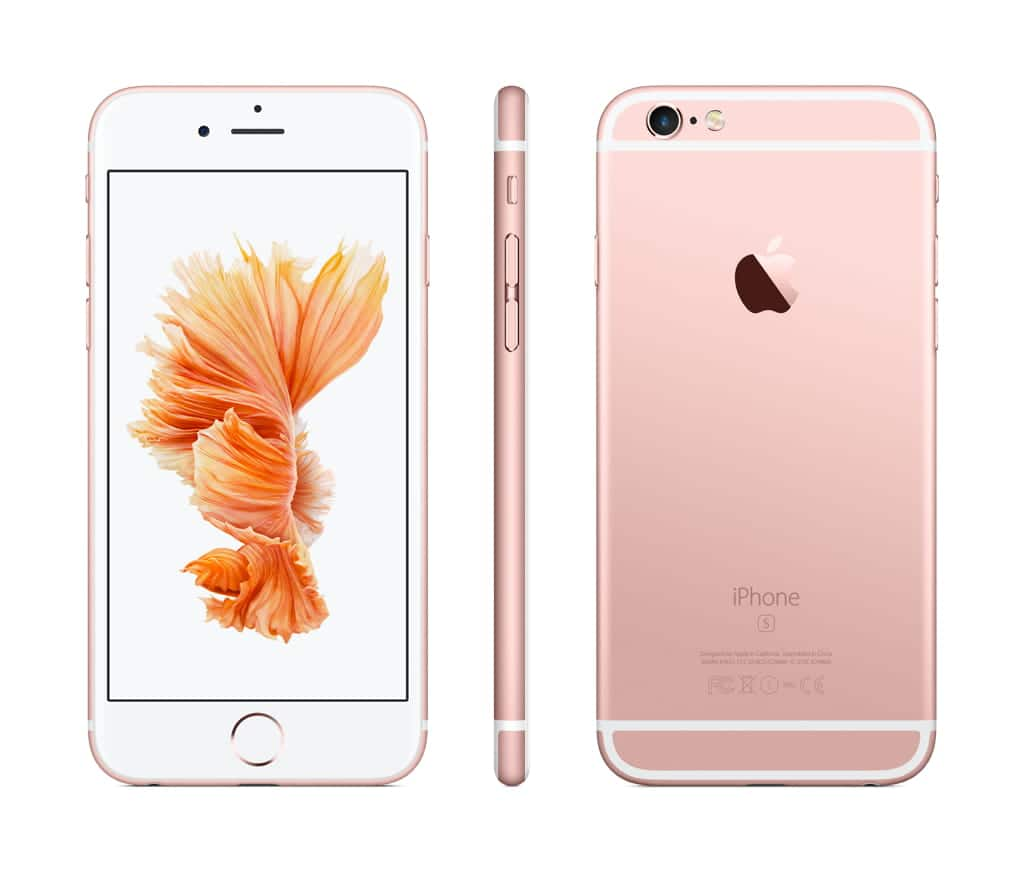 Total Wireless Apple iPhone 6s 32GB Prepaid Smartphone, Space Gray $99