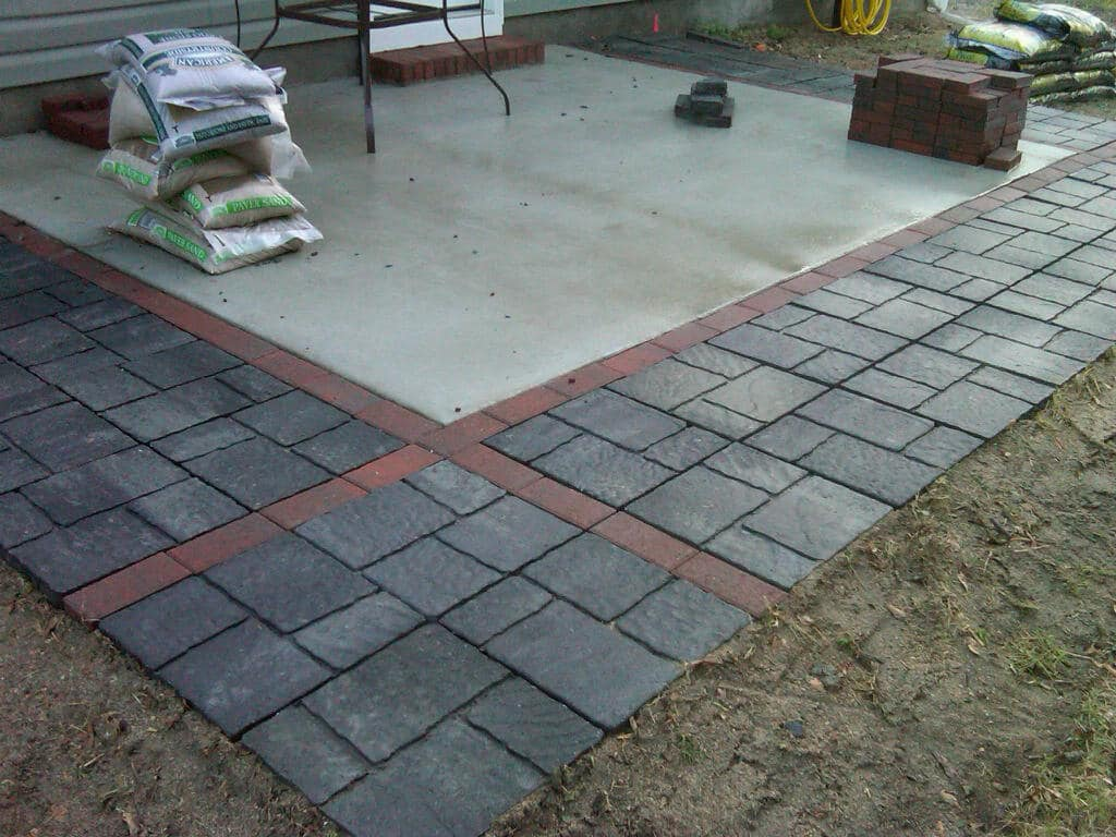lowes 20 all patio blocks stones edgers and