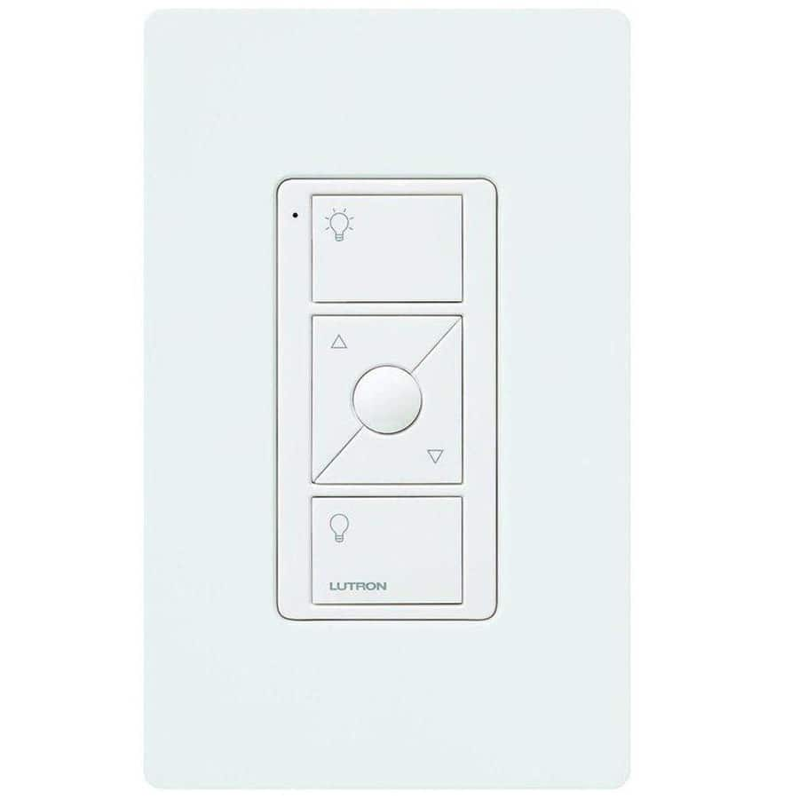 Lutron Caseta Pico Remote with wall mount - Regularly $23.95, now $3 Clearance at Lowe's - Very YMMV