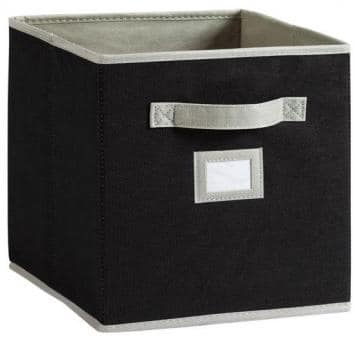 "Martha Stewart Living 10.75""x11"" Fabric Drawer (various colors) $3.50 + Free Shipping"