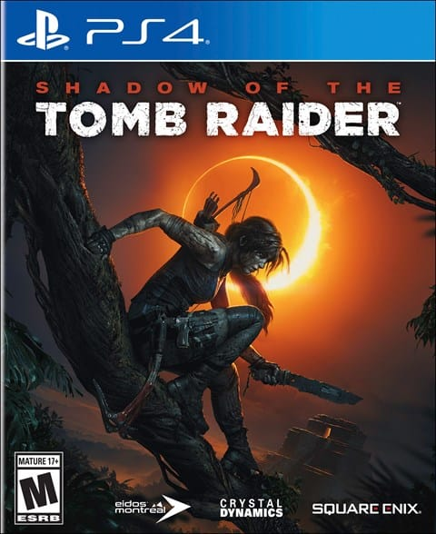 Shadow of the Tomb Raider (Used) $10 + FS