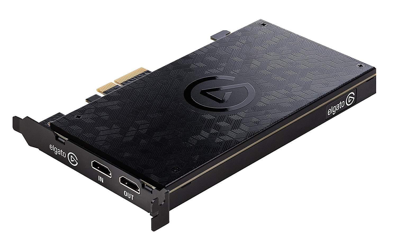 Elgato Game Capture 4K60 Pro $250 at Amazon