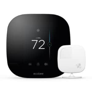 Ecobee3 Thermostat with Sensor 2nd Generation $189.75