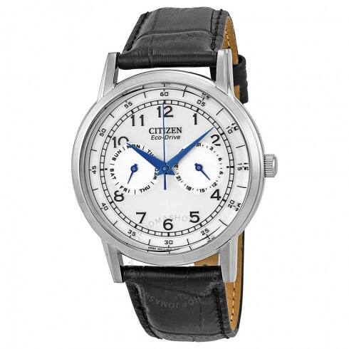 Citizen Men's AO9000-06B Eco-Drive Stainless Steel Casual Watch $84.99