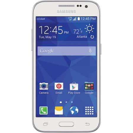 Samsung Galaxy Core Prime for Cricket Wireless on Rollback at Walmart for $15.97!