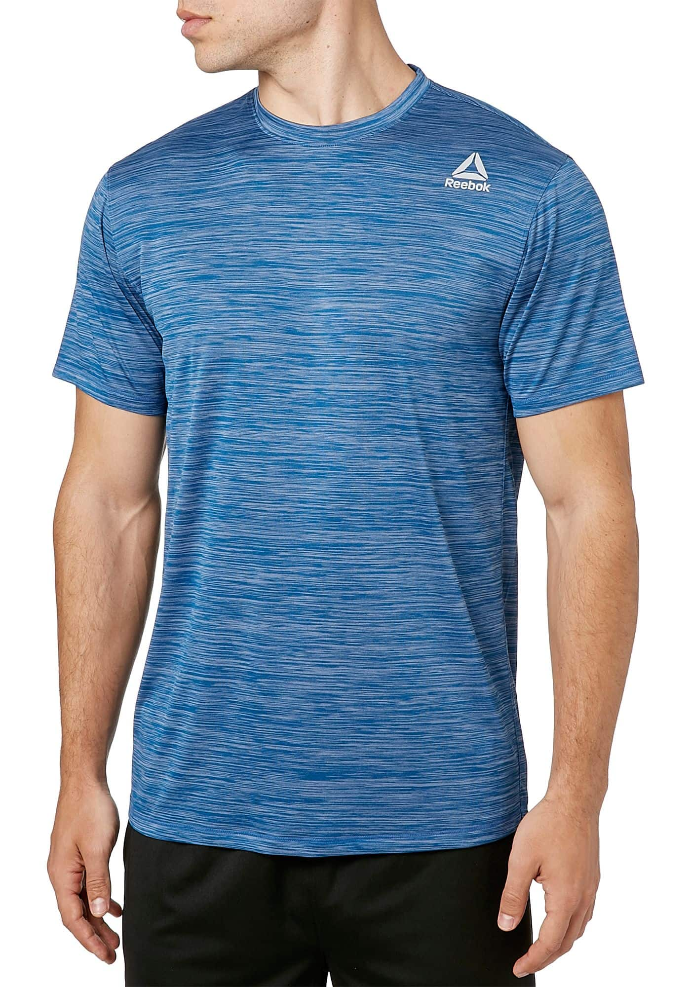 Men's Reebok Apparel - $8 Shirts, $10 Shorts, $8 /3-pack Boxer Briefs and more. Extra 60% off when added to cart. Limited time sale. Free shipping over $49 or Free store pickup