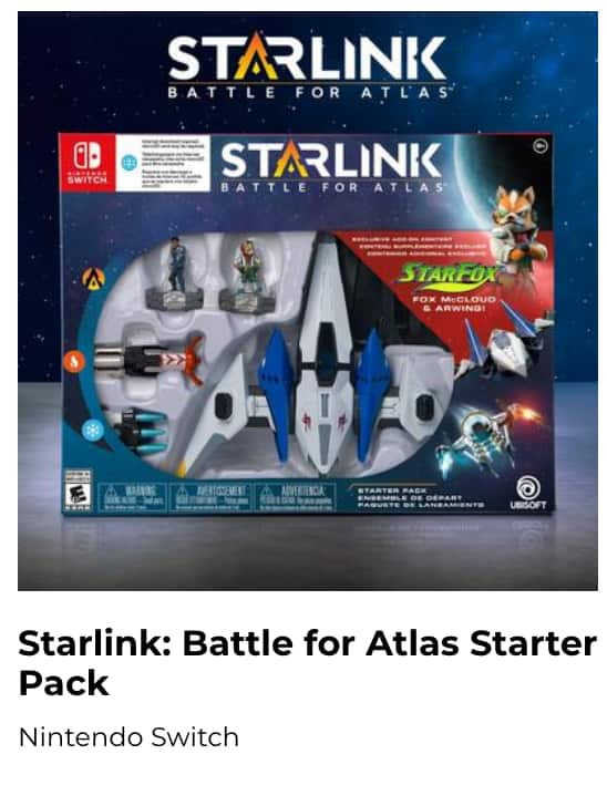 Gamestop Deal of the Day - Starlink PS4/XB/S & GOW 5 Drone