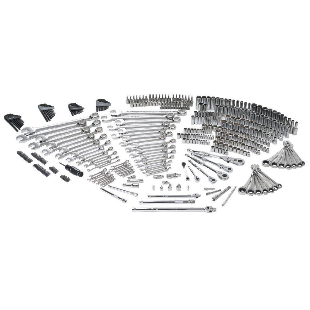 Husky Mechanics Tool set - 432 Pieces- $100.03 YMMV B&M