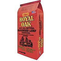 Home Depot Deal: Royal Oak  17.6 lbs. 100% All Natural Hardwood Lump Charcoal  $9.97 - Home Depot online