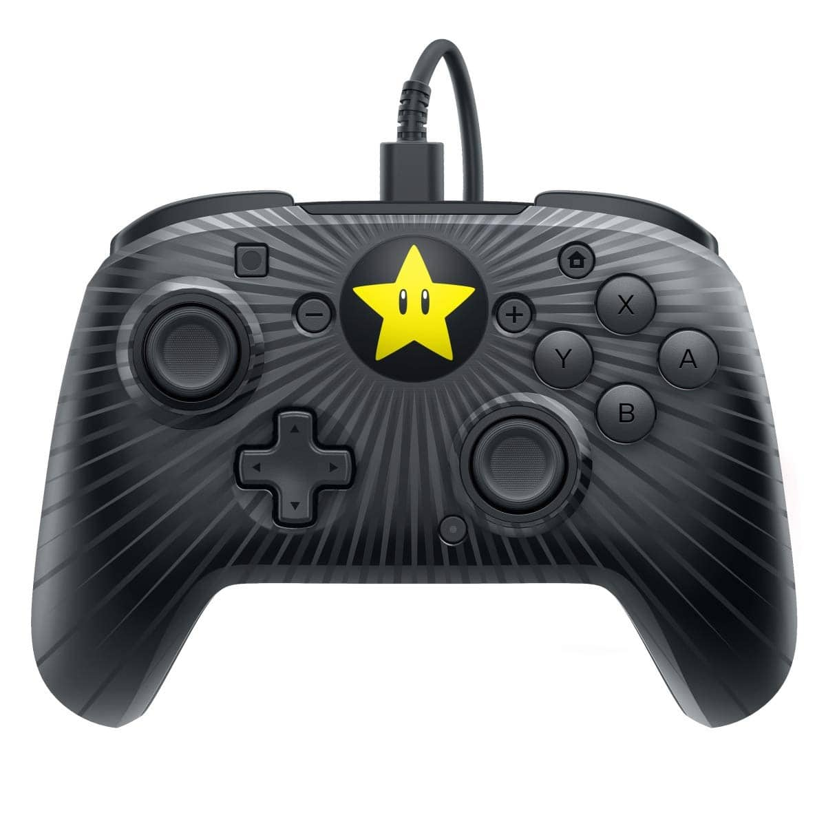 PDP Nintendo Switch Faceoff Super Mario Star Wired Pro Controller for $14.97