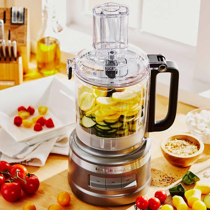 KitchenAid 9 Cup Food Processor Plus ($69.99)