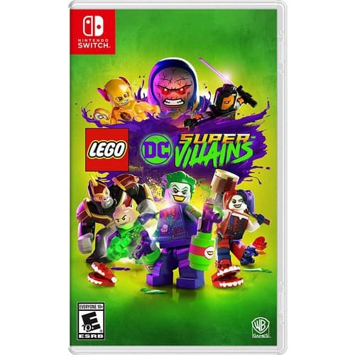 LEGO DC Super Villains (Nintendo Switch/PS4/XBox) $19.99 with Free Shipping for over $25