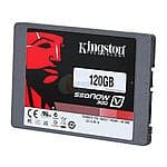 Kingston V300 120GB SSD $44.99