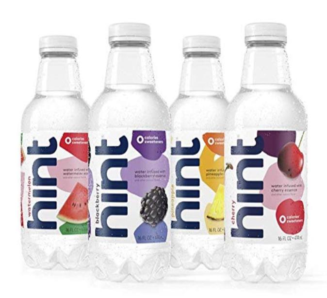 Hint Water 16oz / 12pk - $9.86 S&S