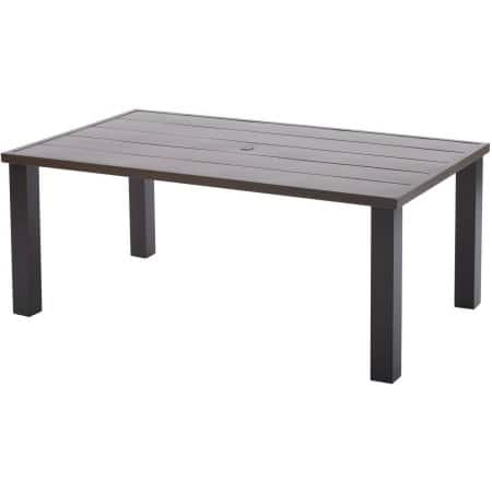 $30 Clearance Walmart  Better Homes and Gardens Camrose Farmhouse Mix and Match Steel Dining Table ymmv