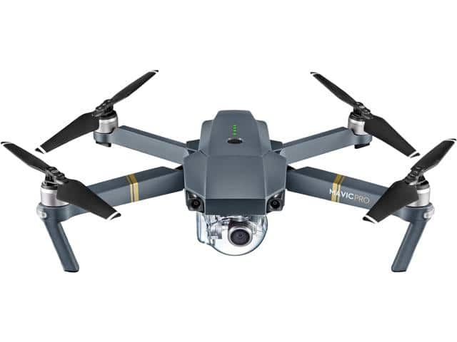 DJI mavic pro fly more + 11,490 eggpoints + $200 gift card, $1149