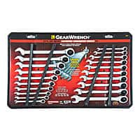 Sears Deal: 20-Piece GearWrench Combination Ratcheting Wrench Set $49.99 + $10 SYWR points (rolling)  - Sears Store Pickup
