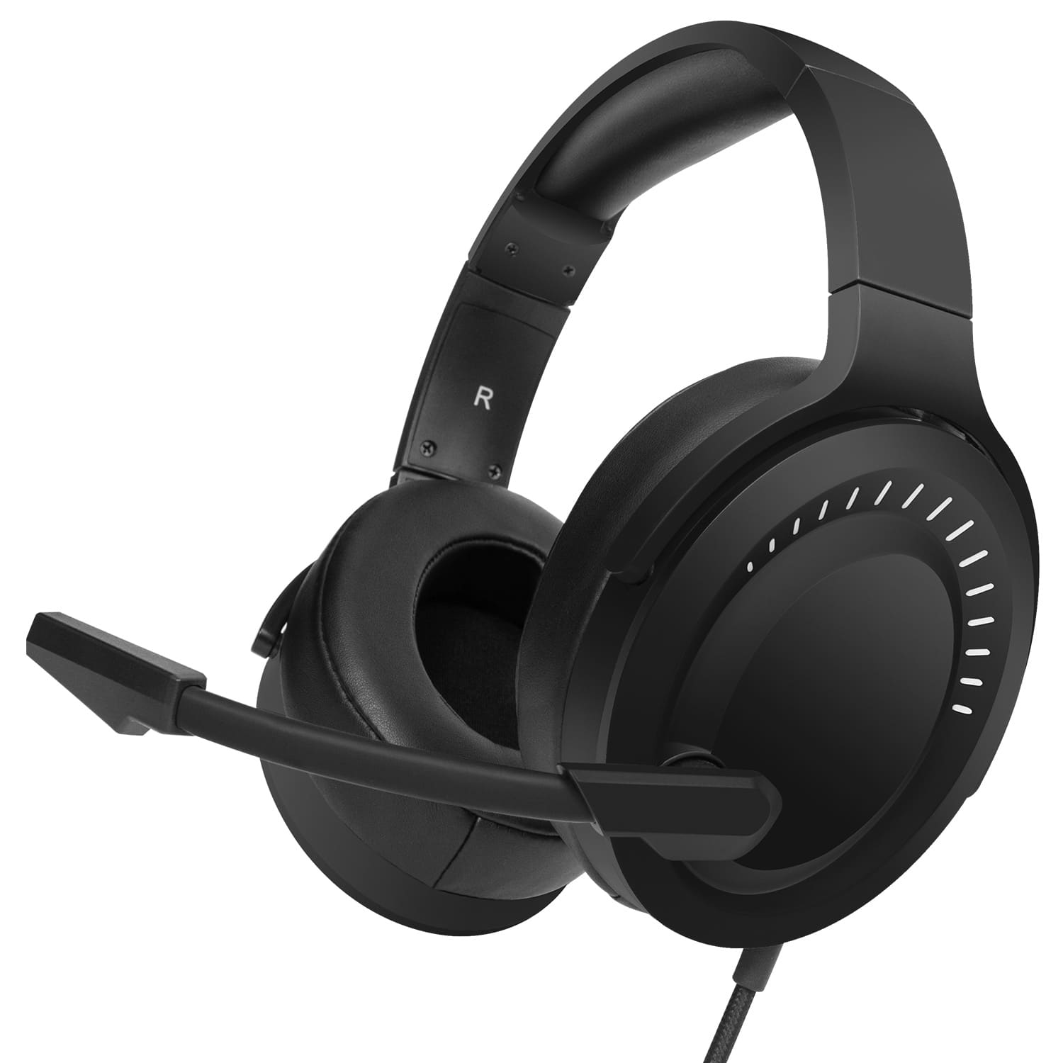 NUBWO Gaming Headset, Over-Ear Stereo Gaming Headphones with Uni-Directional Microphone for PC, Computer, Laptop, PS4, Xbox One, Nintendo Switch, Mac, iPad $18.69