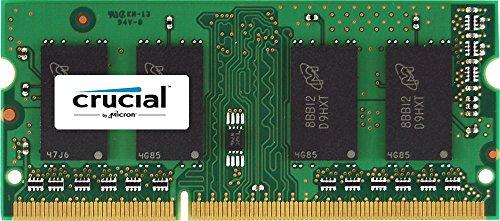 Crucial 8GB 204-Pin DDR3 SO-DIMM DDR3L 1600 (PC3L 12800) Laptop Memory Model CT102464BF160B $51.99