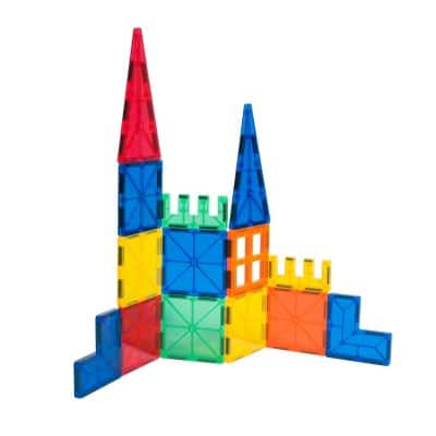 Tytan Magnetic Learning Tiles Building Set with 100 pieces - Sam's Club $31.85