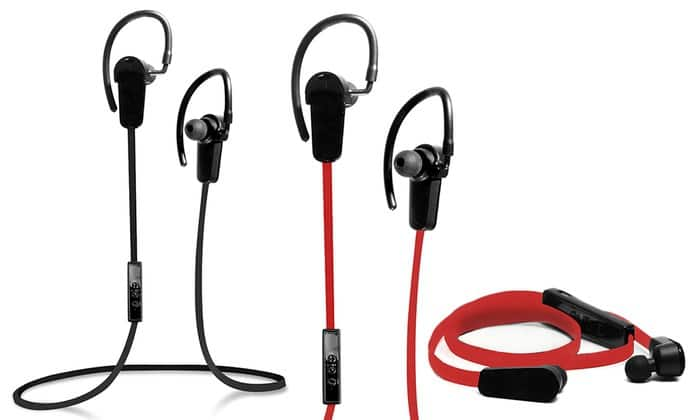 Jarv Nmotion Sport Wireless 4.0 Bluetooth Stereo Earbuds for 14.99 AC+ FS @ groupon