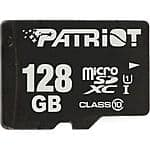 Patriot LX 128GB microSDXC $69.99 AR shipped @ Fry's, rebate expires today (05/30)