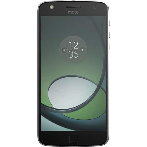 Moto Z Play 4G LTE 32GB $274.99 plus Simple Mobile SIM card and Airtime Card