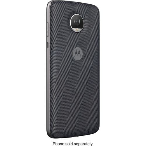Moto Mods on sale @ Best Buy Moto Style Shell Case with Wireless Charging $29.99 shipped