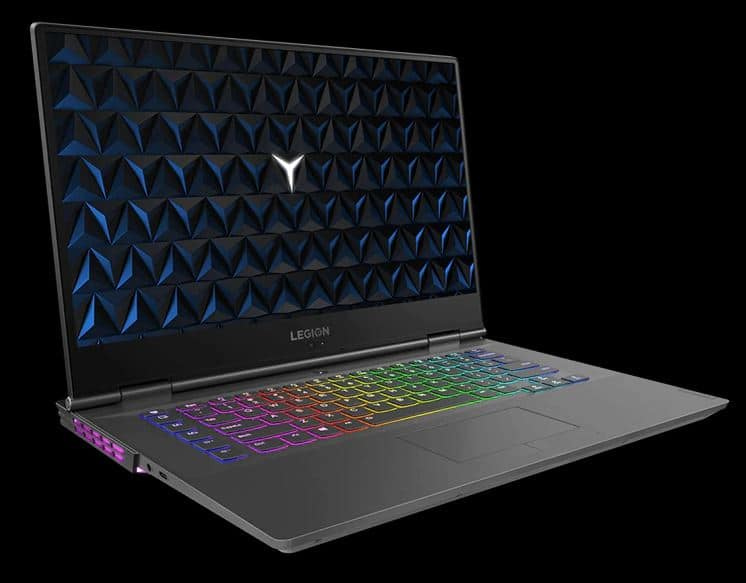 Lenovo Y740 15.6 - RTX 2060 Gaming Laptop - i7-8750H - 16GB - 144Hz G-SYNC FHD IPS Monitor - 512GB SSD - Thunderbolt 3 $1232.99