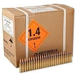 1000 rounds Prvi Partizan 5.56mm M855 NATO 62 Grain Green Tip Penetrator $349.50 shipped Target Sports
