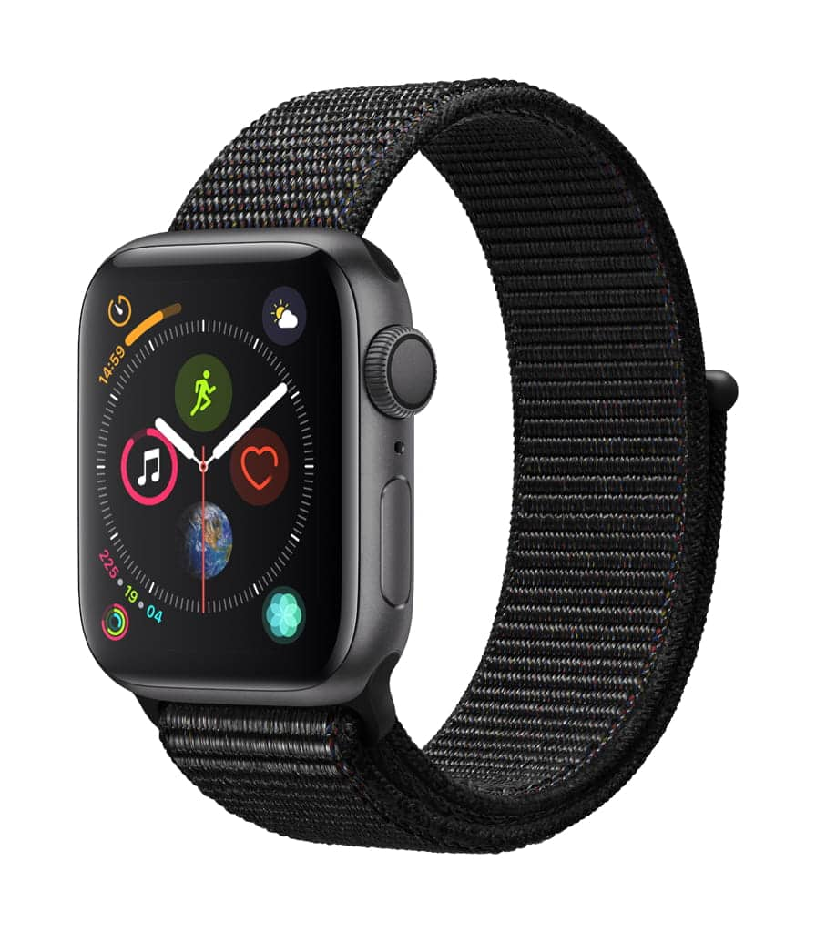 Apple Watch 44mm GPS only $304 and 40mm $280 YMMV B&M