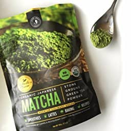 Amazon Lightning Deal - Jade Leaf - Organic Japanese Matcha Green Tea Powder, Premium Culinary Grade - $5.99